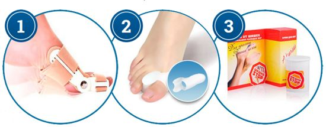 Только комплексный подход гарантирует быстрое избавление от выпирающих косточек на ногах - Diet4Health.ru