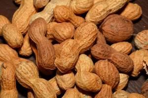 Жареный арахис