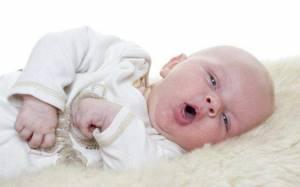 частая икота у новорожденного