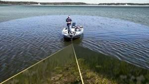 Рыбалка с эхолотом с лодки