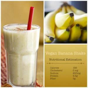 есть ли в банане витамины