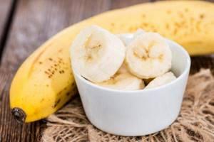 какие полезные витамины в банане
