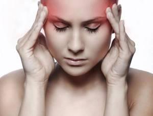 головная боль в левом виске причины
