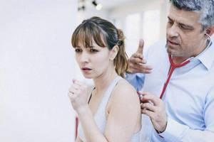 туберкулез сухой кашель