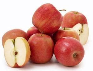 какой витамин в яблоке
