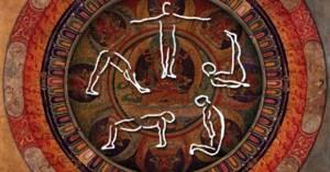 5 упражнений тибетских монахов