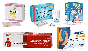 Лечение дисбиоза кишечника