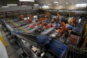 производственная фабрика