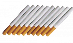 Размер сигарет