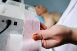 увеличение левого желудочка сердца на экг