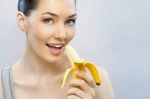 какого витамина больше всего в банане