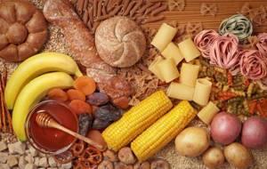 где содержатся углеводы в продуктах питания