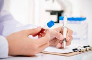 анализ крови на эдс сколько делается